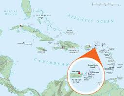Where is the U S  Virgin Islands  Geography   Virgin Islands VInow com