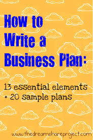 ideas about Sample Business Plan on Pinterest   Sample