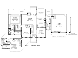 Two Story House Floor Plans 100 Contemporary 3 Bedroom House Plans House Design Layout