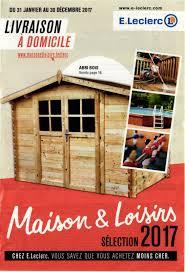 Table Pliante Leclerc by Catalogue Jardi Leclerc Du 31 01 2017 Au 30 12 2017 Livraison A