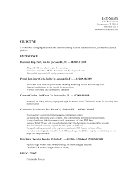 Example Of Resume No Experience by Barista Resume No Experience Resume For Your Job Application