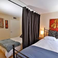 retractable room divider amazon com roomdividersnow muslin room divider curtain 8ft tall