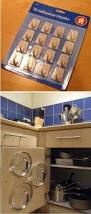 Cheap Kitchen Organization Ideas Best 20 Cheap Kitchen Storage Ideas Ideas On Pinterest Pot Lid