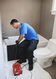 routine drain cleaning unclog it