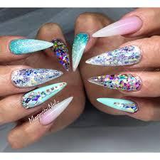 summer stiletto nails 2016 nail art nails pinterest summer
