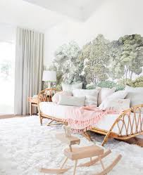 Linen Daybed How To Style A Twin Bed Like A Sofa Or Daybed Emily Henderson