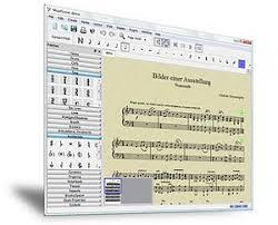 Si quieres escribir partituras con un editor de partituras puedes pinchar aquí o en la imagen. Esta es tu oportunidad de aprender a escribir partituras y compartirlos en la web