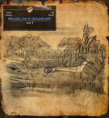 Coldharbour Ce Treasure Map 100 Bal Foyen Treasure Map Crow U0027s Wood Elder Scrolls