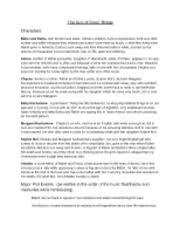 mla format essay