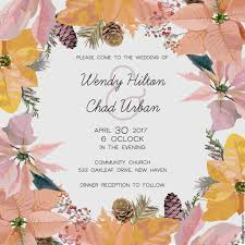 Discount Wedding Invitations With Free Response Cards Free Printable Wedding Invitations Popsugar Smart Living