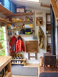 man builds his own low cost tiny house for under 500