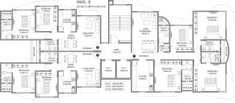 East Wing Floor Plan by Paranjape 127 Upper East By Paranjape Schemes Construction In