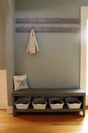 Plans To Build A Storage Bench by Best 25 Bench With Shoe Storage Ideas On Pinterest Shoe Bench