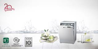 dishwashers for your kitchen stylishly designed u0026 compact lg india