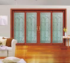 exterior door with blinds between glass homeofficedecoration exterior door with blinds between glass