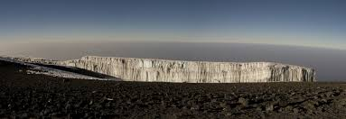 Gletscher am Kilimanjaro von Volker Max - 14369259