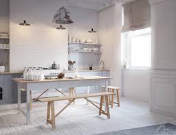 Scandinavian Homes Interiors 4 Interiors That Harmonise Clutter Using Scandinavian Style