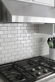 25 best subway tile kitchen ideas on pinterest subway tile