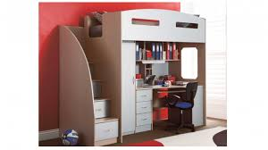 interesting bunk beds with desk and stairs berg enterprise twin