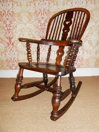 Antique Rocking Chair Prices Antique Windsor Rocking Chair Antique Furniture