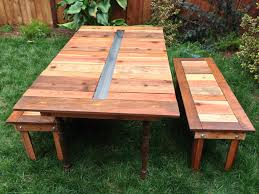 Free Wooden Picnic Table Plans by 10 Free Picnic Table Plans