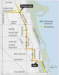 Chicago Suburbs Map Boystown Pride Parade 2016 Chicago Tribune