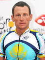 Lance Armstrong Officially