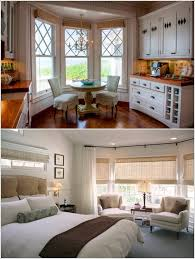 Bay Window Desk Hack The Alcove Space Created By A Bay Window