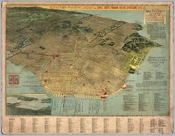 Street Map San Francisco by File 1914 San Francisco Birds Eye Map By Peter Jpg Wikimedia Commons