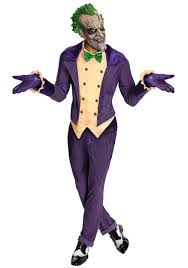 deathstroke halloween costumes arkham city the joker costume