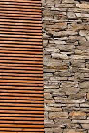 Wood Slat by Home Design Old Wood Slat Wall Background Royalty Free Stock