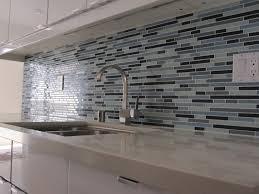 stainless steel and glass tile backsplash elegant backsplash glass