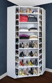 Space Saving Closet Ideas With A Dressing Table Rotating Storage For Your Closet Is A Great Space Saver Find Home
