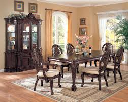 china cabinet traditional formal dining room furniture table