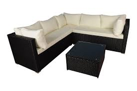 Modern Outdoor Sofa by Outdoor Furniture Section Sofamania Com