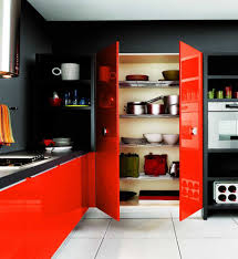 Red And Black Kitchen Ideas Red Kitchen 2015 Black And Red Kitchen Designs Luxury Italian