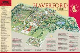 Bc Campus Map Haverford Campus Map Philadelphia Pinterest Campus Map