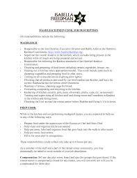 Job Duties On Resume by Subway Job Description Resume 20 Uxhandy Com