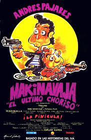 Makinavaja, El Ultimo Choriso