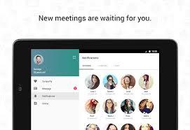 Hitwe   meet people for free  screenshot Google Play