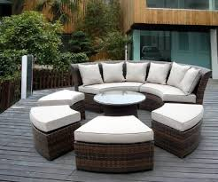 Wicker Outdoor Furniture Sets by Best Patio Furniture To Extend Your Outdoor Living Space Colour
