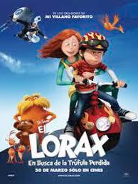 Lorax En busca de la trúfula perdida (2012) [Latino]