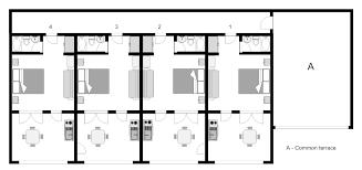 studio apartment floor plans evergreen terrace apartments