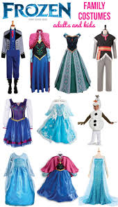 Halloween Costumes For Families by Frozen Costumes For The Family Best Of Pinterest Pinterest