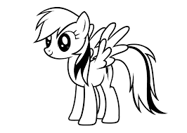 My Little Pony Colouring Pages Printable My Little Pony Coloring Pages 303 My Little Pony