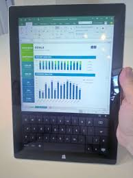 Ipad Spreadsheet The Ipad Pro Is Here U2013 It Is The Microsoft Surface 3 U2013 Beyond The Pc