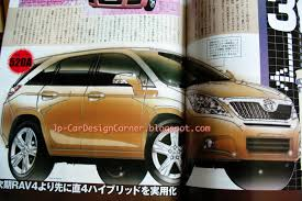 lexus harrier new model new toyota harrier coming in 2013