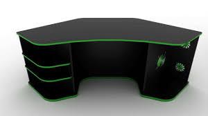 Computer Desks Black by Gaming Computer Desk Corner Inspirations Design With Black And