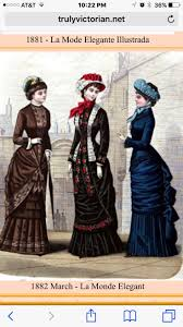43 best victorian fashion images on pinterest victorian fashion