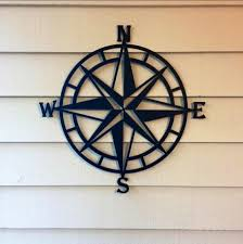 Outdoor Nautical Decor by Outdoor Metal Wall Decor Roselawnlutheran